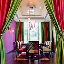 photo of rangoli - yas island rotana restaurant