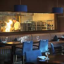 photo of blue grill - yas island rotana restaurant