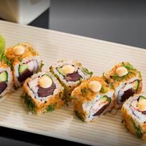 photo of sushi centro at centro shaheen jeddah rotana restaurant