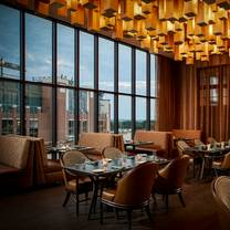 photo of taverne in the sky at lodge kohler restaurant