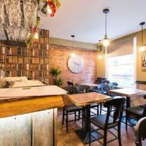 photo of saucy restaurant restaurant