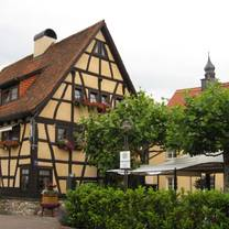 photo of die scheuer restaurant