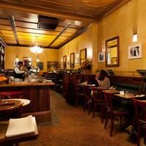 photo of manzini restaurant