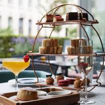 photo of afternoon tea @ the lampery restaurant