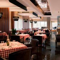 photo of dino's bistro italiano  / pearl rotana capital centre / abu dhabi restaurant