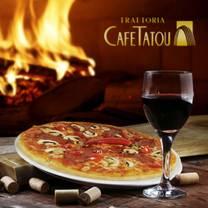 photo of trattoria cafe tatou restaurant