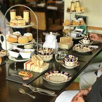 photo of afternoon tea @bicester hotel golf and spa restaurant