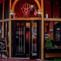 photo of tangierino restaurant