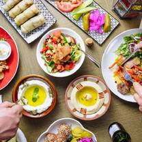 photo of zikrayat lebanese cuisine - melbourne restaurant