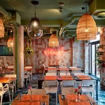 foto von barshuka restaurant