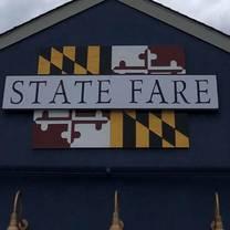 photo of state fare restaurant