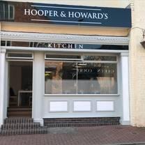 photo of hooper & howard's kitchen restaurant