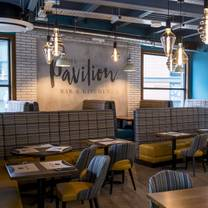 foto von the pavilion bar & kitchen restaurant