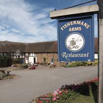 photo of the fishermans arms restaurant