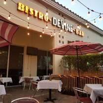 photo of devine bistro restaurant