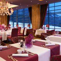 foto von sra bua - kempinski hotel das tirol restaurant