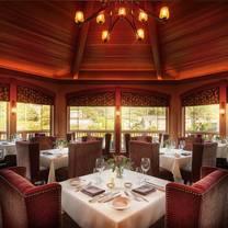 photo of the stephanie inn dining room restaurant