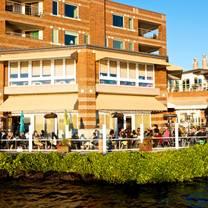 photo of beach cafe restaurant