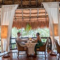 foto von la marea at viceroy riviera maya restaurant