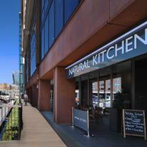 photo of the natural kitchen st katharine docks restaurant