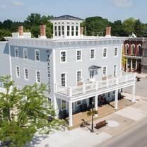photo of the cadillac house inn & tavern restaurant