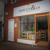 photo of dough&co woodfired pizza sudbury restaurant