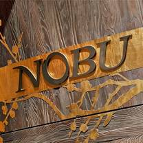 photo of nobu miami restaurant