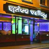 photo of spice valley restaurant