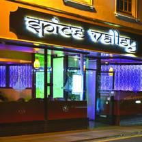 photo of spice valley restaurant