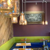 photo of zeal - food for enthusiasts restaurant