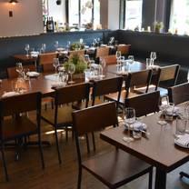 photo of meritage wine bar restaurant
