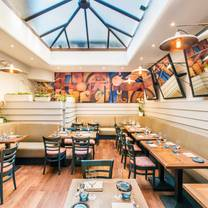 photo of lima london restaurant