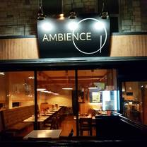 photo of ambience restaurant