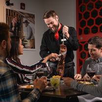 photo of pampa brazilian steakhouse ellerslie restaurant