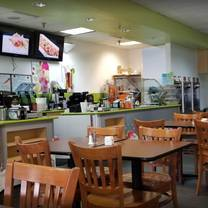 photo of yum berry cafe & sushi bar restaurant