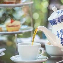 photo of afternoon tea at malone lodge hotel restaurant