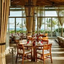 photo of chiringuito at vidanta riviera maya restaurant
