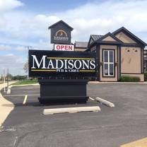 photo of madisons pub & grill restaurant