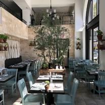 photo of orto santa monica restaurant