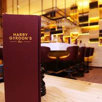 photo of harry gordon's at selfridges restaurant