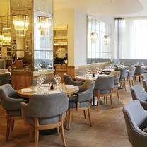 photo of the corner at selfridges restaurant