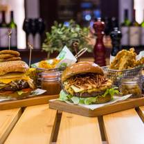 photo of 393 burgers & steaks - holiday inn resort dead sea restaurant