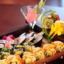 photo of sakura japanese restaurant - crowne plaza jeddah restaurant
