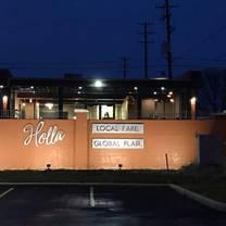 photo of holla restaurant