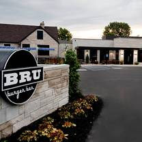 photo of bru burger - carmel restaurant