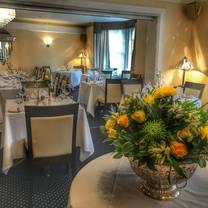 photo of beechwood hotel & restaurant restaurant