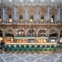 photo of the fortnum's bar & restaurant at royal exchange restaurant