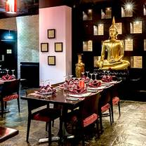 photo of the royal budha - holiday inn dubai - al barsha restaurant