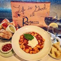 photo of ragazzi italian kitchen & bar restaurant