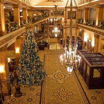 photo of pfister special events restaurant